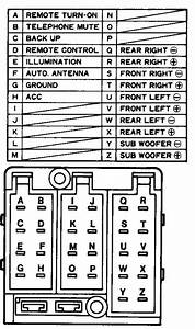 Car Audio Wire Diagram Codes Land Rover - Factory Car Stereo Repair
