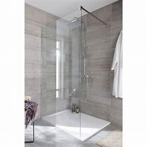 Paroi Vitrée Douche : paroi de douche grand espace line prestige salle de bains ~ Zukunftsfamilie.com Idées de Décoration