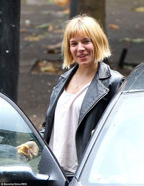 Sienna Miller is virtually unrecognisable with new haircut