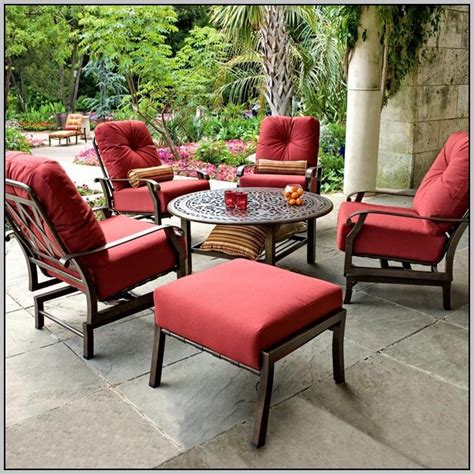 osh patio furniture replacement cushions patios home