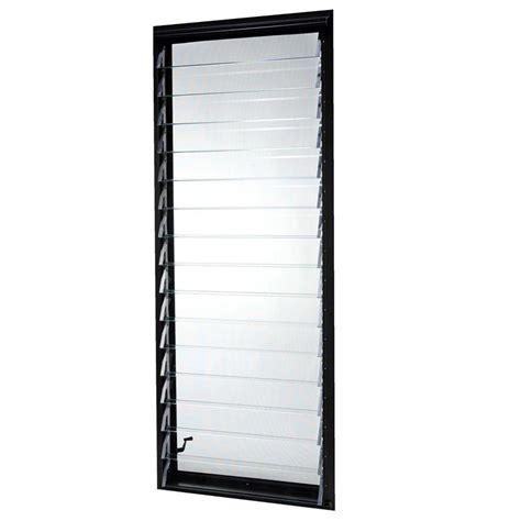 tafco windows      jalousie utility awning aluminum window  bronze aluminium