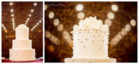 liesl diesel photo white wedding cake pearl flower white