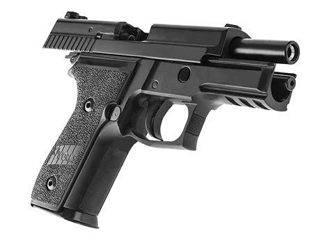 KJW P229 Full Metal Gas Blowback Airsoft Pistol Black ...