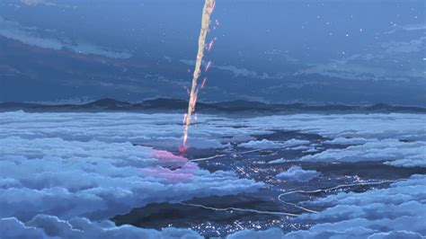 Makoto Shinkai Wallpaper Hd Cloudy Skies Hd Wallpaper Wallpaper Flare