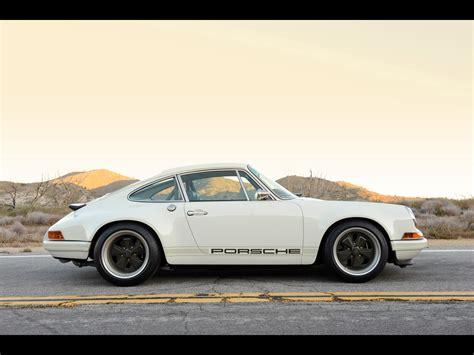 Kühlschrank Side By Side Weiß by Wei 223 Singer Porsche 911 Side Static Hintergrundbilder