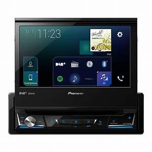 Android Auto Autoradio : pioneer avh z7000dab autoradio mediacenter mit ausklappbarem 17 8 cm 7 clear type touchscreen ~ Medecine-chirurgie-esthetiques.com Avis de Voitures