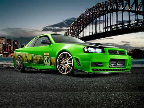 8th Virtual Car Tuning Battle   Nissan Skyline R34 ~ We ...