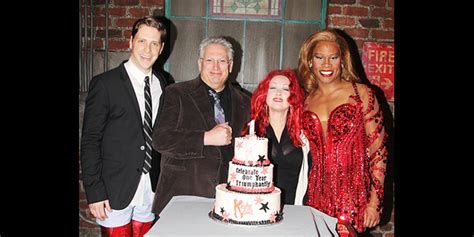 Kinky Boots Turns One Celebrate Year Heels With
