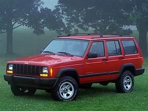 Jeep Cherokee Specs - 1997  1998  1999  2000  2001