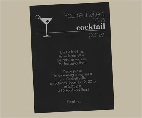 FREE 33+ Business Invitation Designs & Examples in PSD