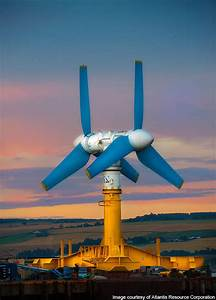Ak-1000 Tidal Turbine Project  Scotland