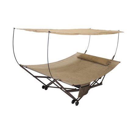 Collapsible Hammock Stand by Bliss Hammocks Q 807wsr 2 Person Stow Ez Hammock