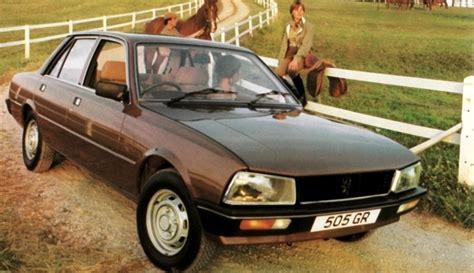 1980 Peugeot 505 Photos, Informations, Articles