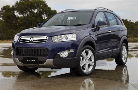 Chevrolet Captiva Modification by Chevrolet Captiva Automatic Pictures Photos Information