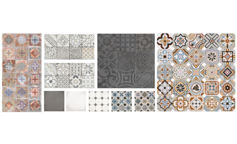 tapis de cuisine originaux les motifs carreaux de ciment font leur grand retour