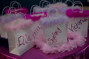 Fancy Nancy Party Ideas | Gift bags for each girl to make ...