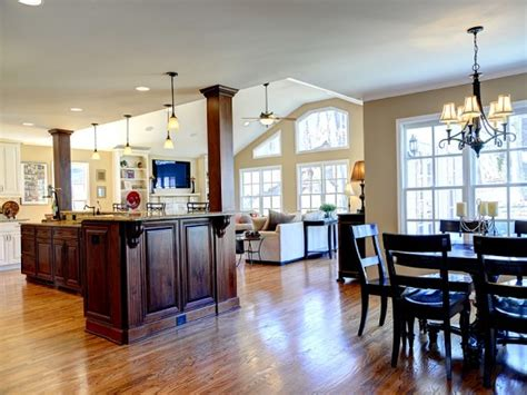 great room kitchen designs chef s kitchen renovation may just be the best one in all 3948