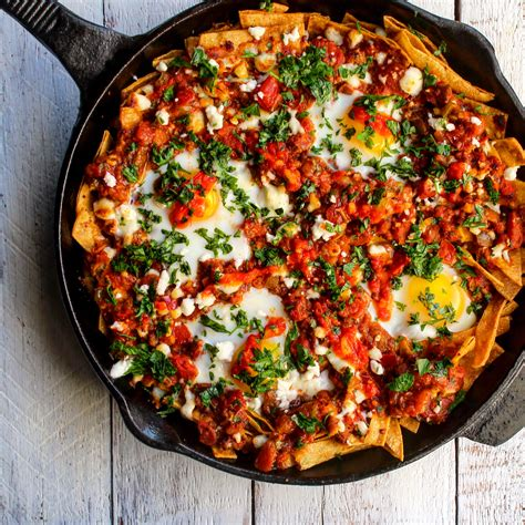 mina cuisine shakshuka chilaquiles what do you crave