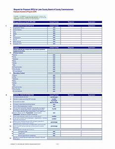 9 best images of sample rfq proposal sample sample rfp With sample rfq template
