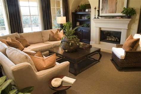 Earth Tone Living Room Decorating Ideas Meliving
