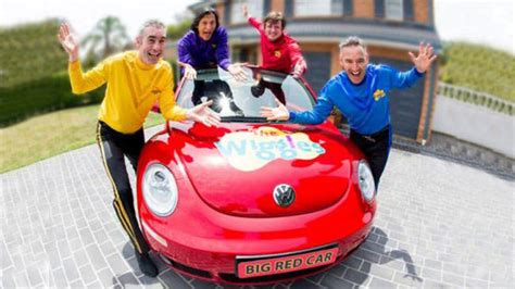 wiggles big red car  sale car news carsguide