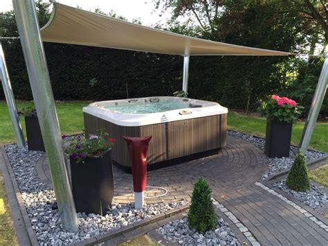Whirlpool Garten Angebote by 174 Original Aufstellung Im Garten Whirlpool