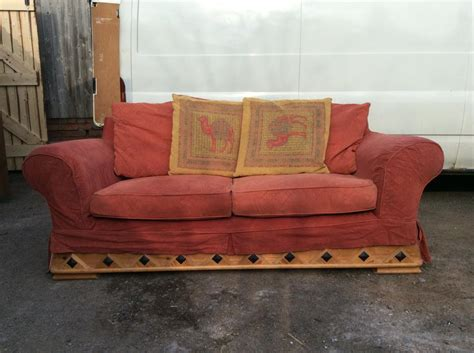 Ikea Settees Uk by 2 Three Seater Ikea Settees Wednesbury Dudley