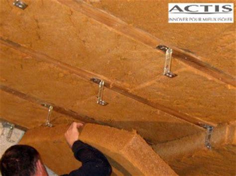 avantages techniques de la fibre de bois en isolation