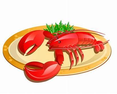 Seafood Clipart Crabs Crab Lobster Clip Transparent