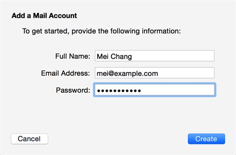 Should I Put My Email Address On My Resume by Use Mail On Your Mac Apple Support