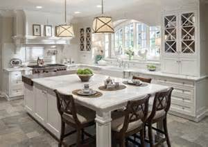white kitchen island 38 amazing kitchen island inspirations godfather style