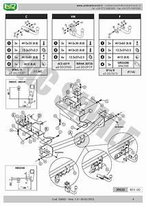 Detachable Towbar   7pin Wiring For Toyota Rav4 Iv 5dr 2
