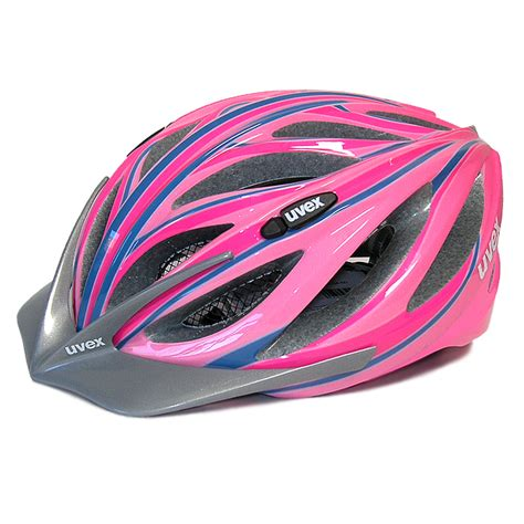 uvex fahrradhelm damen uvex sport rs fahrradhelm 54 60 cm damen radhelm city fahrrad helm 89 95 ebay