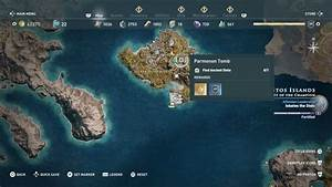 All Assassin's Creed Odyssey Tomb locations: how to get ...