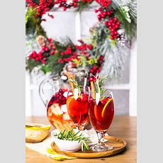 Festive Holiday Cocktail Party Invitations