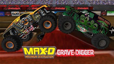 team meents  team grave digger  truck world finals