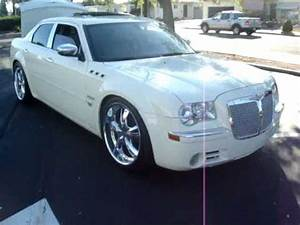My Custom Dubbed Out Chrysler 300c 22 U0026quot S Lowered Dvds System
