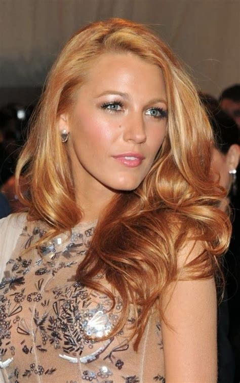 Dyeing Your Hair Strawberry Blonde Hair World Magazine