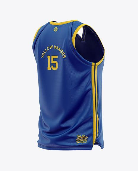 Just add your sports logo to our jersey templates to make it come to life! Free Mockups Men s Basketball Jersey Mockup - Back Half ...
