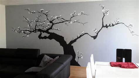 stickers muraux cerisier japonais d 233 cor mural arbre japonais en fleur
