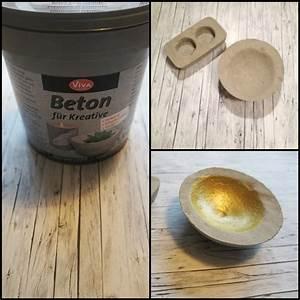 Basteln Mit Beton Anleitung : basteln mit beton muffins and memories ~ Lizthompson.info Haus und Dekorationen