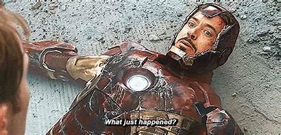 Iron Shocked Avengers Surprised Downey Robert Birthday