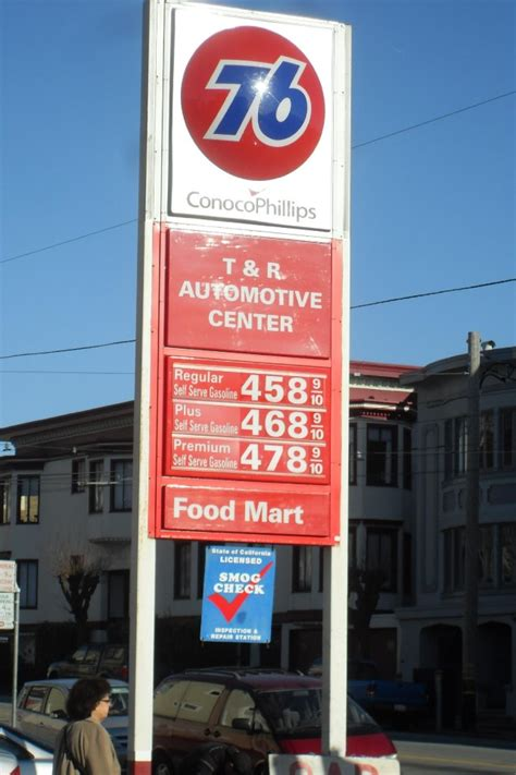 California Gas Prices Set To Soar Beyond 2008 High Of $461