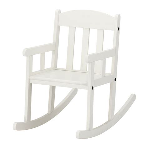 chaise qui se balance sundvik childrens rocking chair ikea