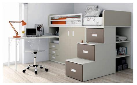 lit superpose avec bureau lit mezzanine avec armoire des tiroirs et un bureau acheter meubles ros