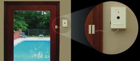 pool door alarm poolguard swimming pool alarms aquaquality pools spas inc