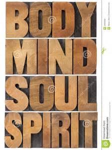 Mind Body Soul Spirit