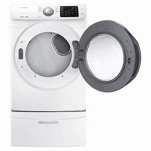 Samsung Dv42h5000ew  A3 Electric Dryer Download Instruction