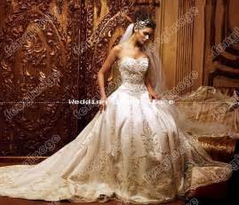 gold wedding dresses she fashion club and gold wedding dresses
