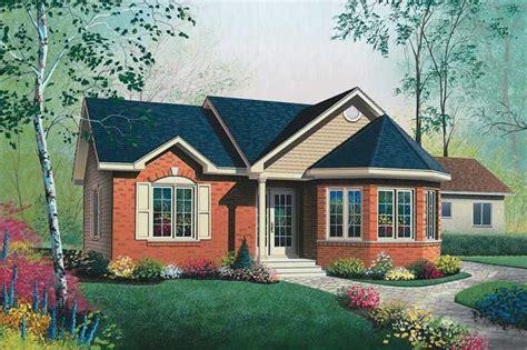 bungalow home plan 2 bedrms 1 baths 994 sq ft 126 1671